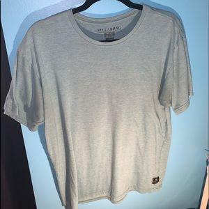 Vintage Blue Billabong Recycler Series T-Shirt